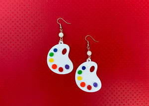 Art Festival Earrings