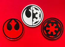Load image into Gallery viewer, Rebel Empire Coasters (2 Pack)