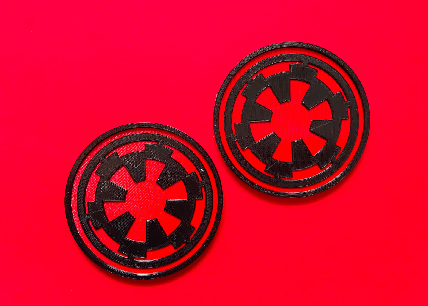 Empire Coaster Pair