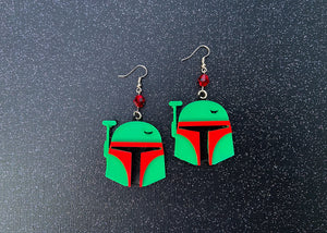 Bounty Hunter Earrings