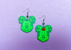 Garden Mouse Earrings MIX