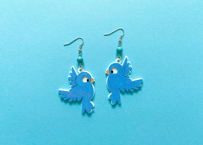 Ella Bird Earrings