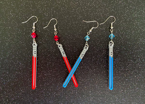 Saber Earrings