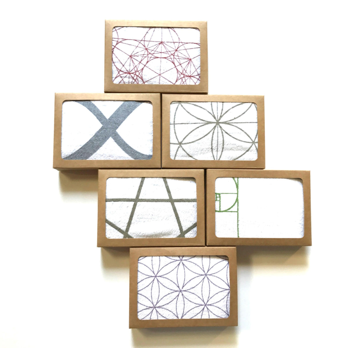 crystal grid cloths