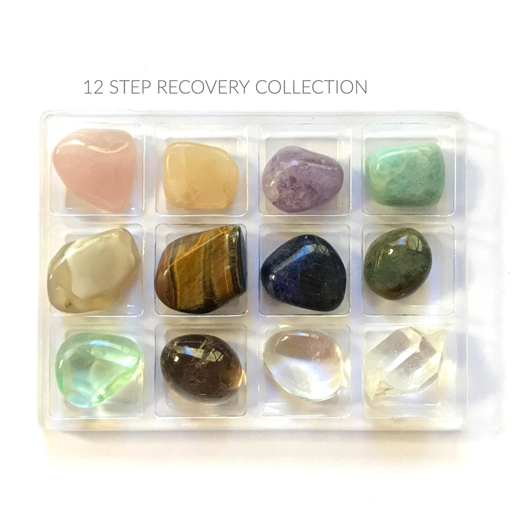 12 STEP RECOVERY COLLECTION ---  Rox Box