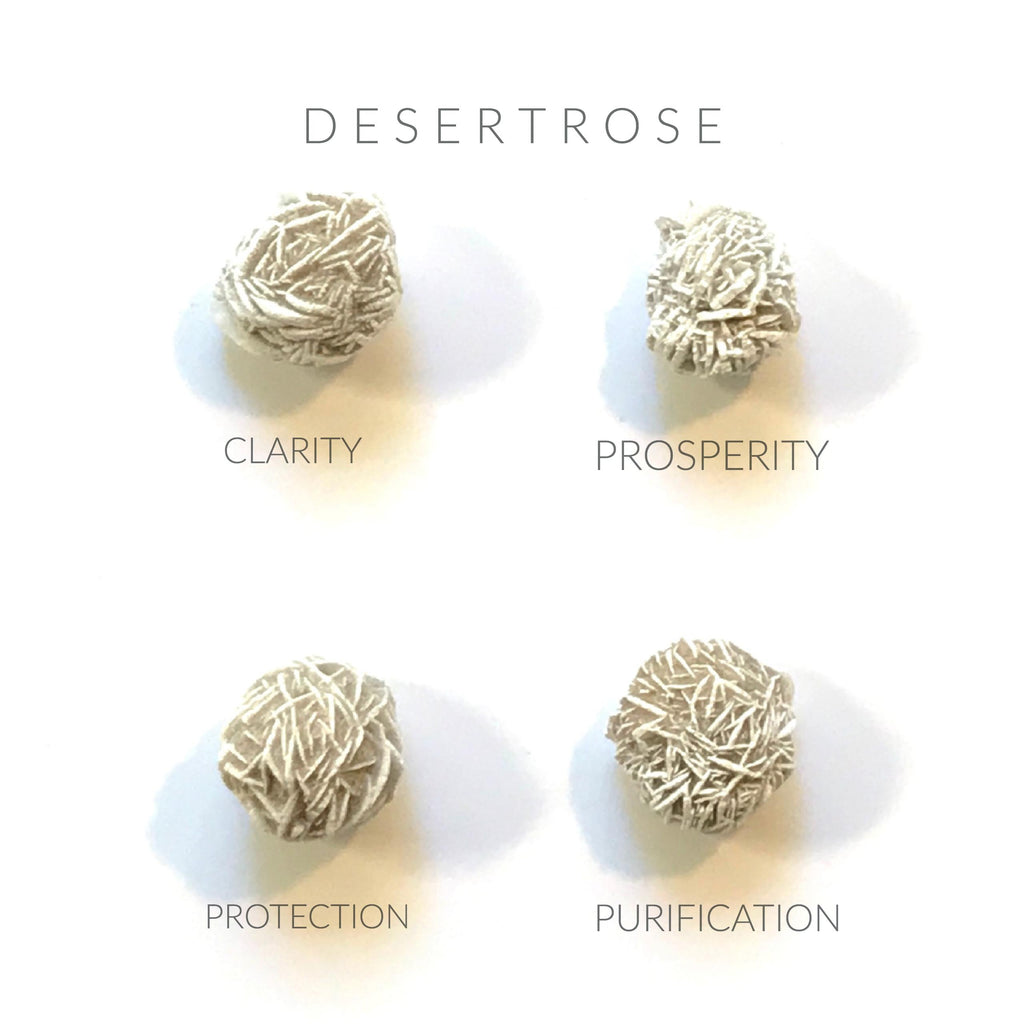 DESERT ROSE SELENITE