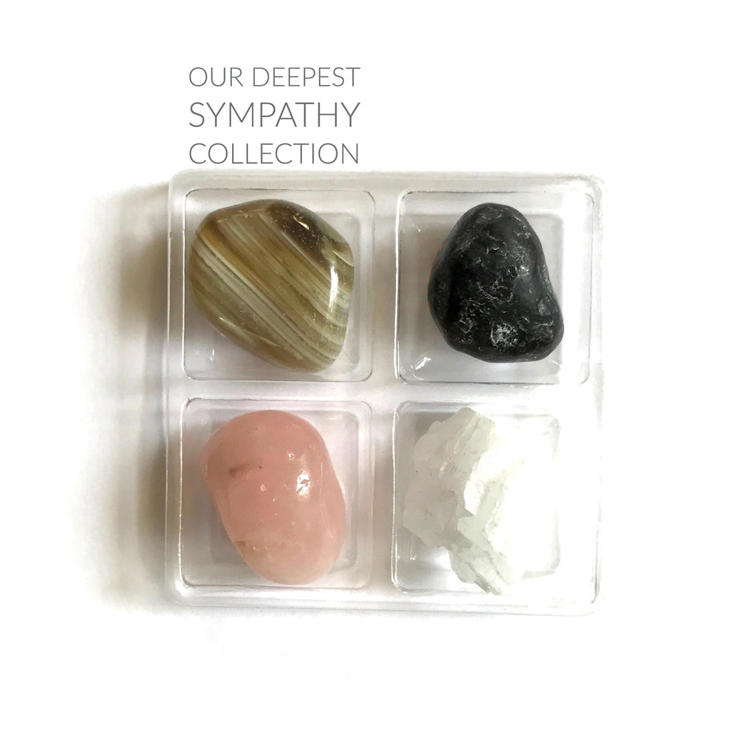 OUR DEEPEST SYMPATHY -- Rox Box