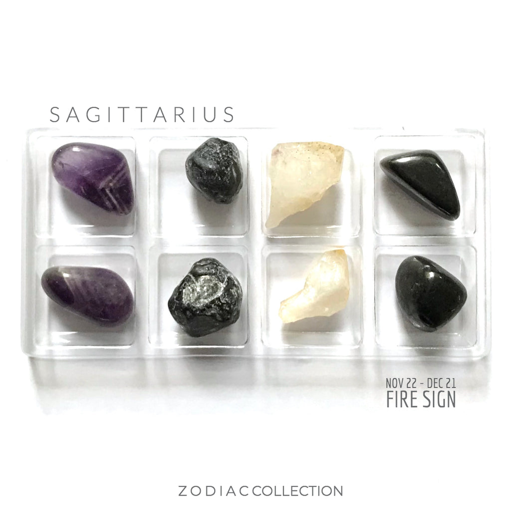 SAGITTARIUS ZODIAC COLLECTION --- Nov 22 - Dec 21 | Fire Sign --- Rox Box