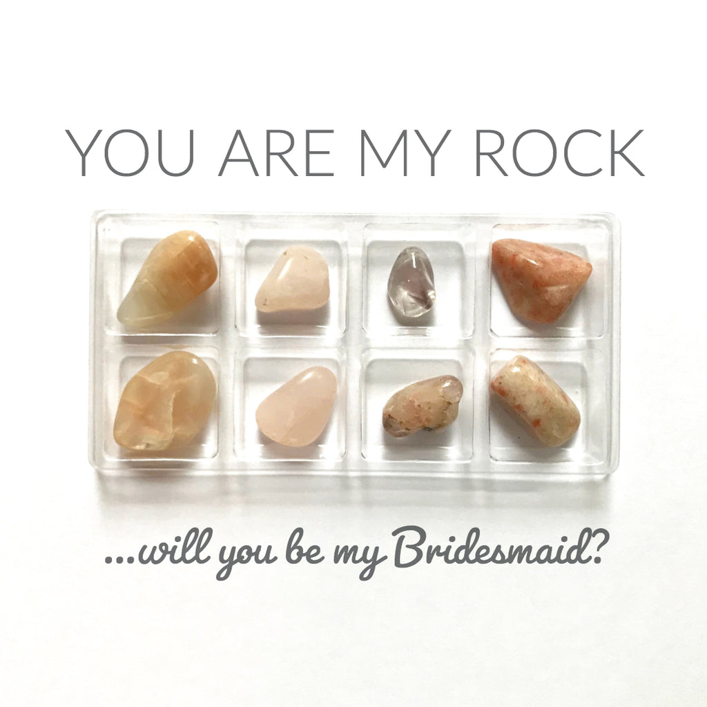 BRIDESMAID PROPOSAL --- ROX BOX -- will you be my Bridesmaid