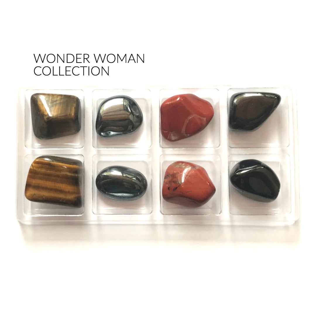 WONDER WOMAN COLLECTION --- Rox Box  --- crystal, gemstone gift