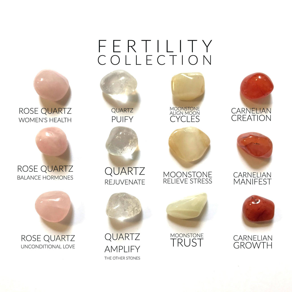 FERTILITY CRYSTAL COLLECTION -- Rox Box