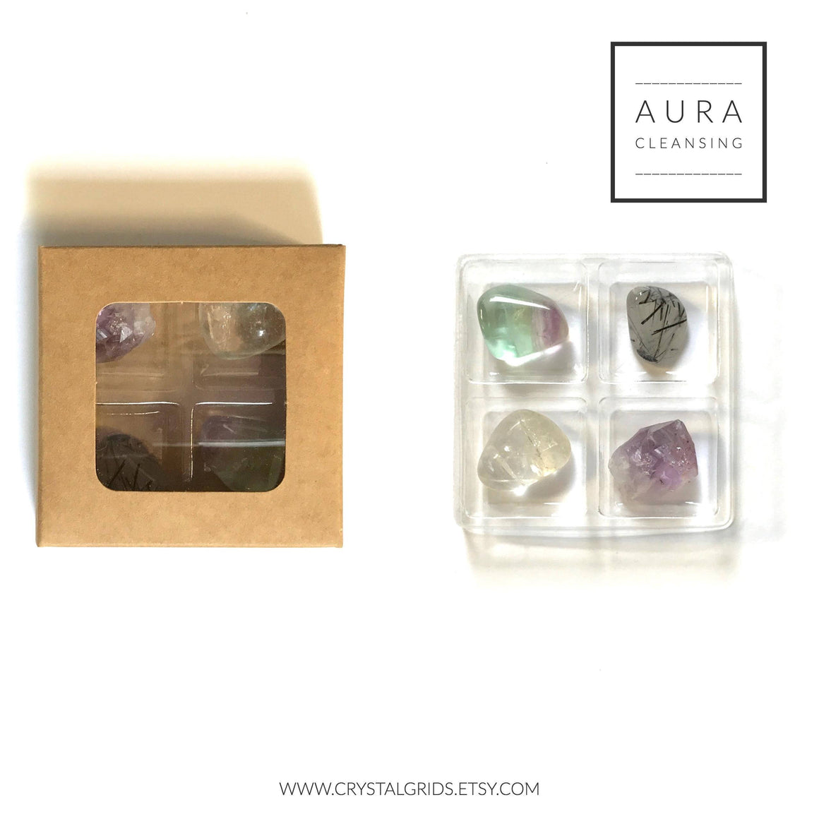 AURA CLEANSE COLLECTION ---  Rox Box