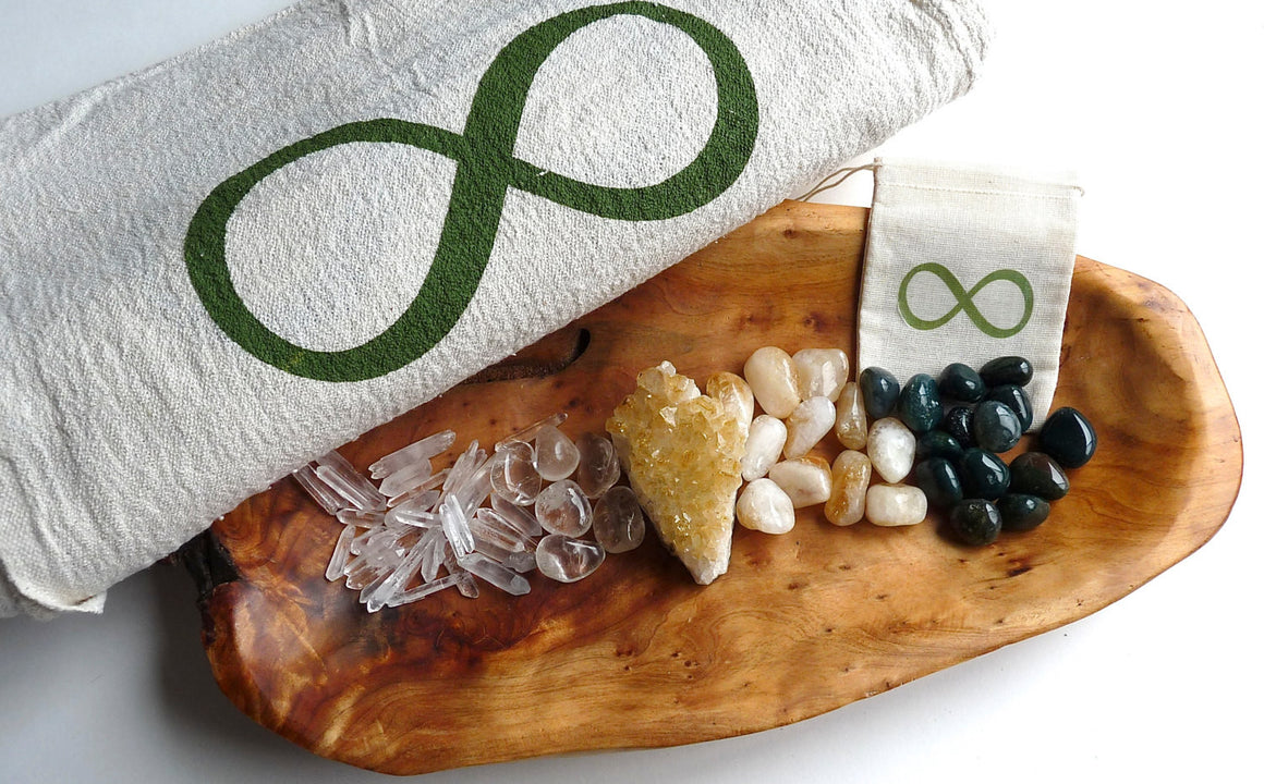 PROSPERITY & ABUNDANCE KIT-- 25 stone set