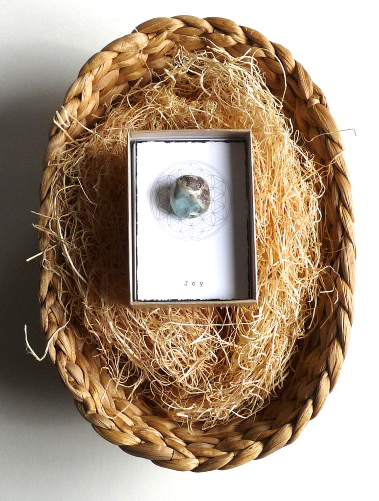 INTENTION STONE with gift box