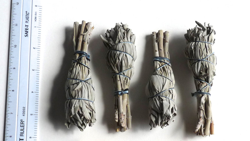 SAGE BUNDLE - smudge stick, clearing tool