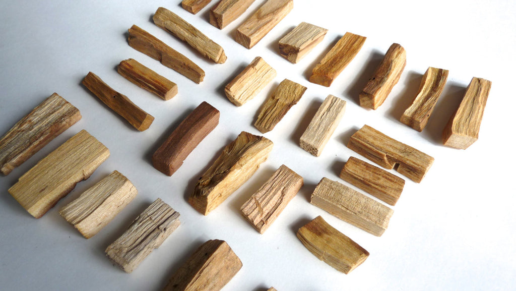 PALO SANTO WOOD - smudge stick, clearing tool