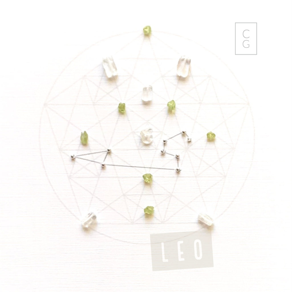 ZODIAC LEO -- July 23- Aug 22