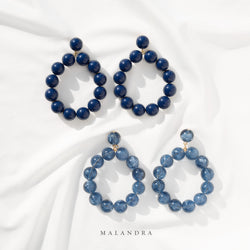 BLU STATEMENT HOOPS