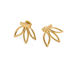 CALI GOLDEN EARRINGS