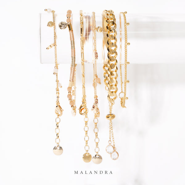 SUMMER GOLDEN BRACELETS