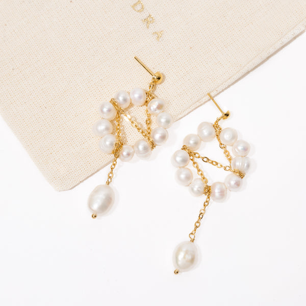 MAR CROWN EARRINGS