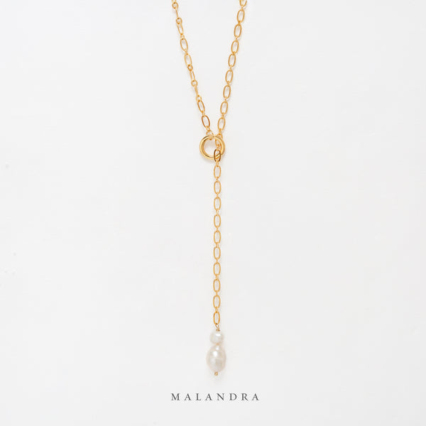 MAR LARIAT NECKLACE