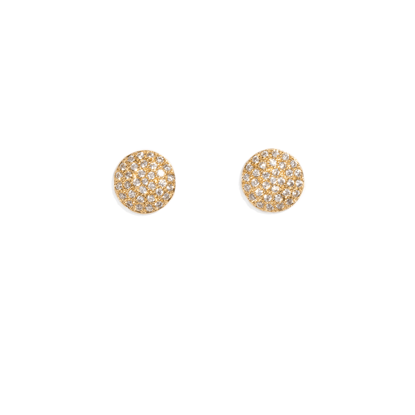 GOLDEN DUST STUDS