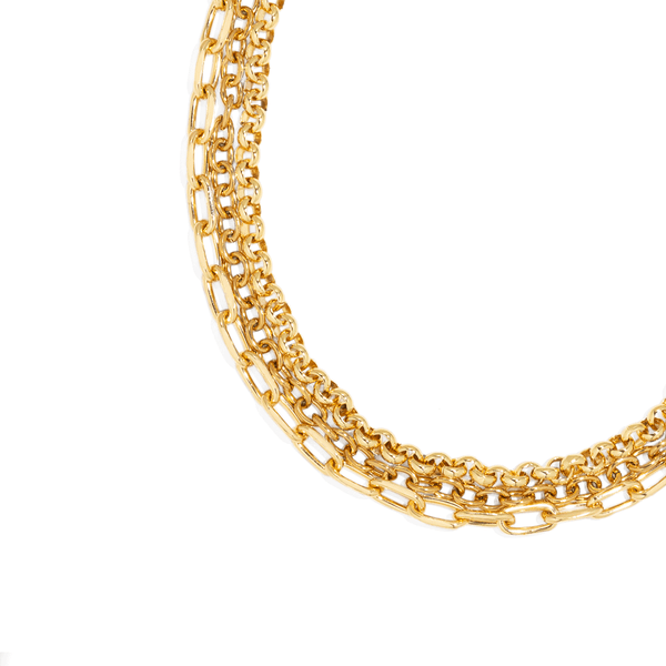 SAVONA TRIPLE NECKLACE