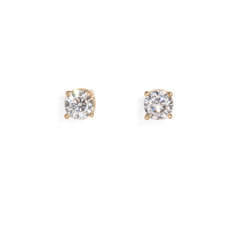 LONE CRYSTAL XS STUDS