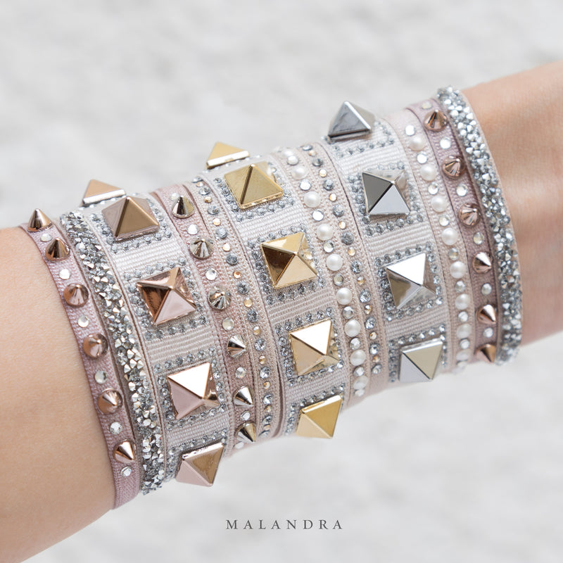 PYRAMID LUXE ARM CANDY