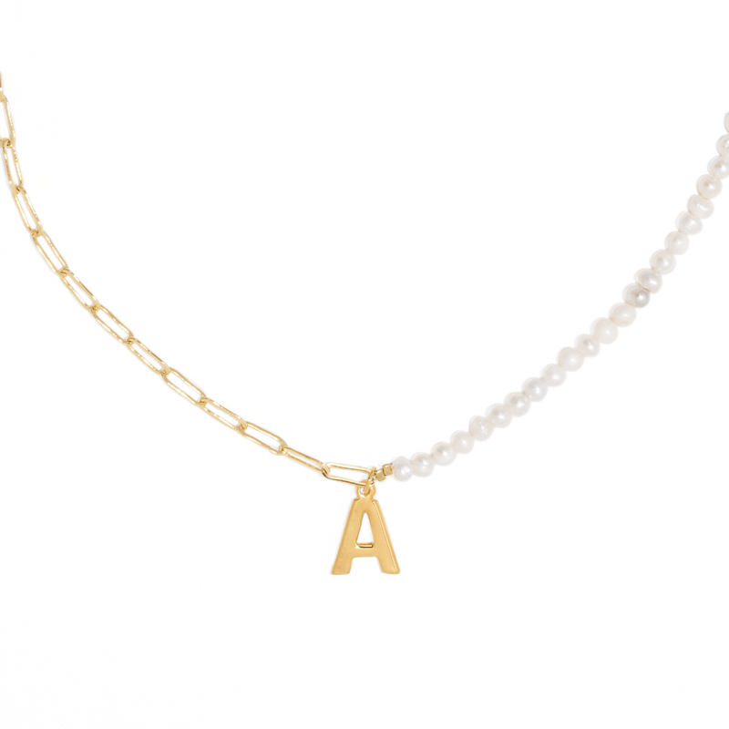 AVANT LETTER NECKLACE