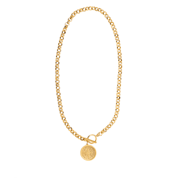 SAN BENITO ROLO NECKLACE
