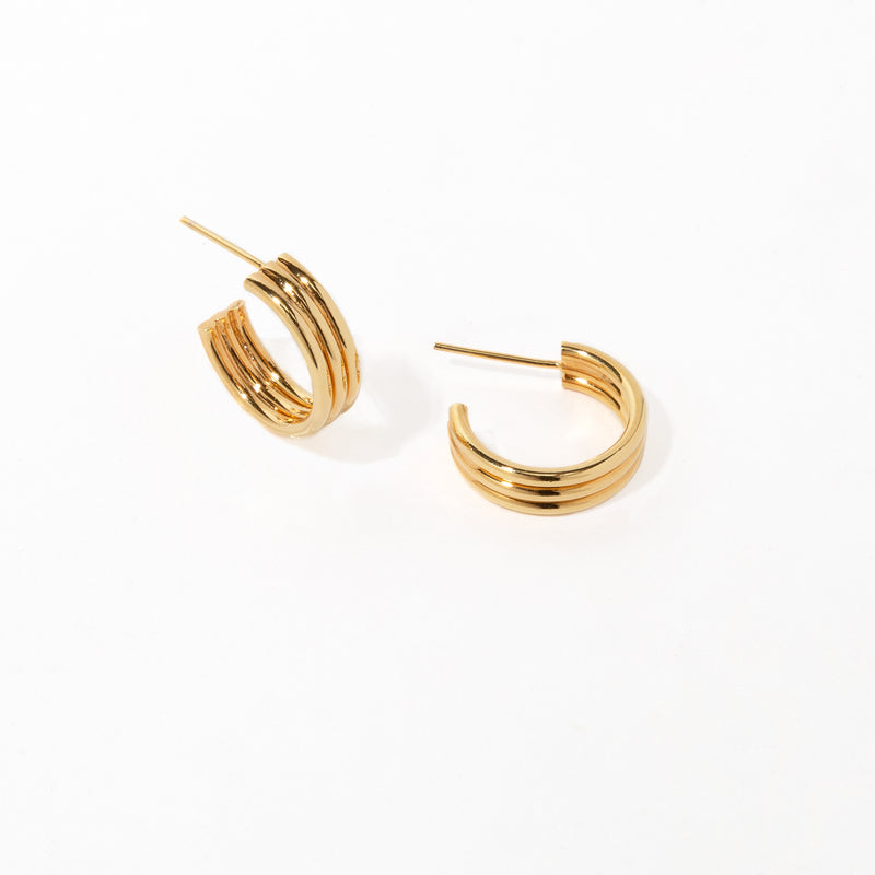BLAZE GOLDEN HOOPS