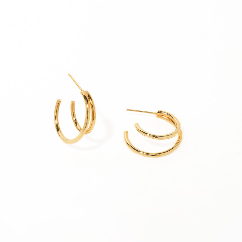 CASCADE GOLDEN HOOPS