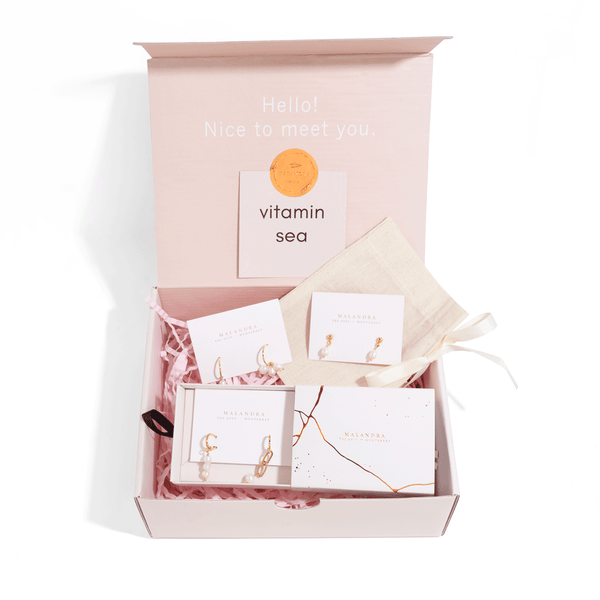 GIFT BOX # 2 - VITAMIN SEA