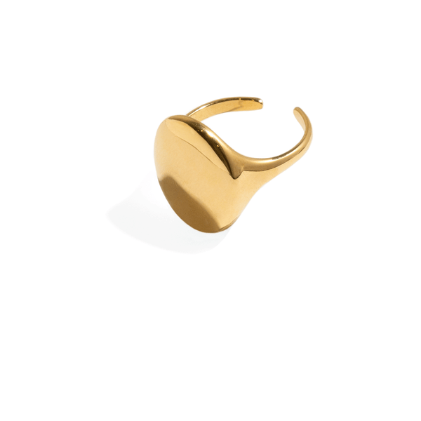 SERENA TAG NECKLACE