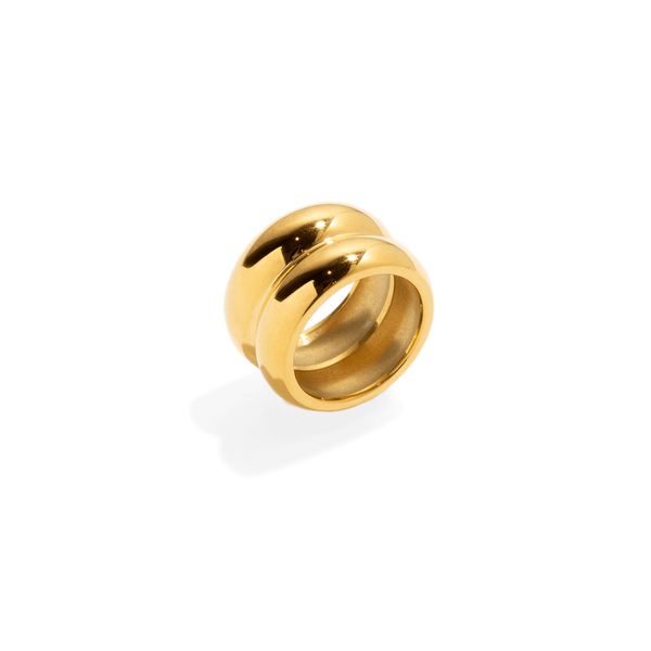 DUMONT DUAL GOLDEN RING