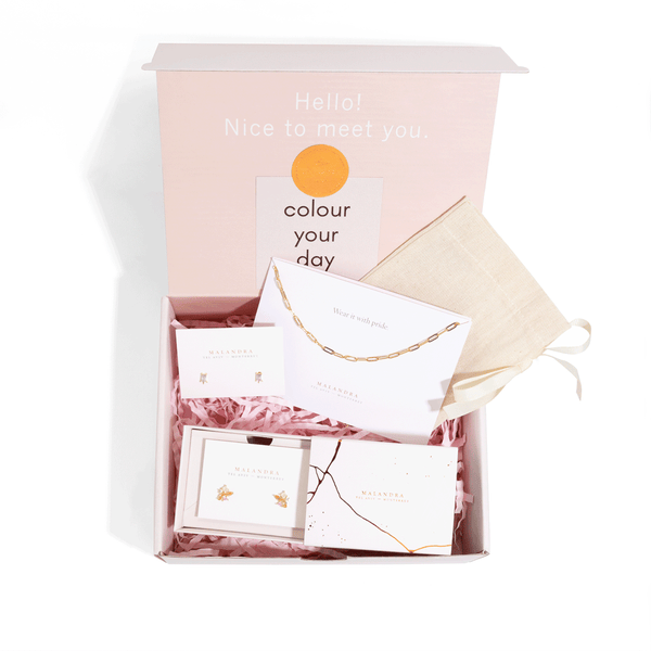 GIFT BOX # 4 - COLOR YOUR DAY