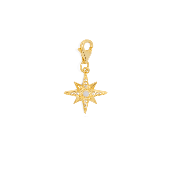 POLARIS STAR CHARM