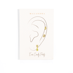 OLIVE GREEN EAR CANDY