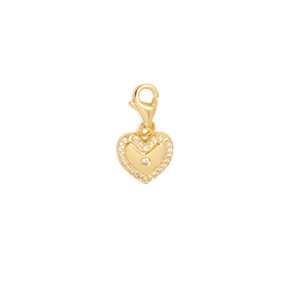 ETERNAL HEART CHARM