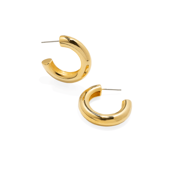 AGNES BOLD HOOPS
