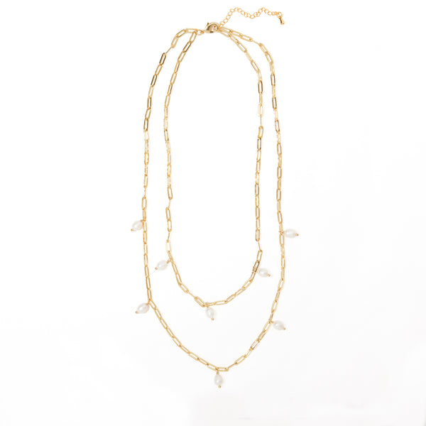 PACIFICA DUAL NECKLACE