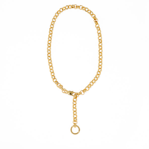 ROLO LARIAT NECKLACE