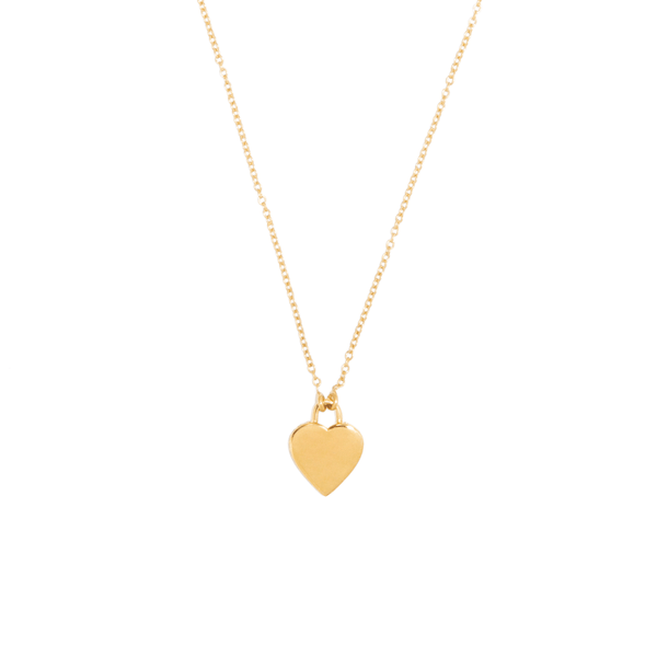 COEUR D'OR NECKLACE