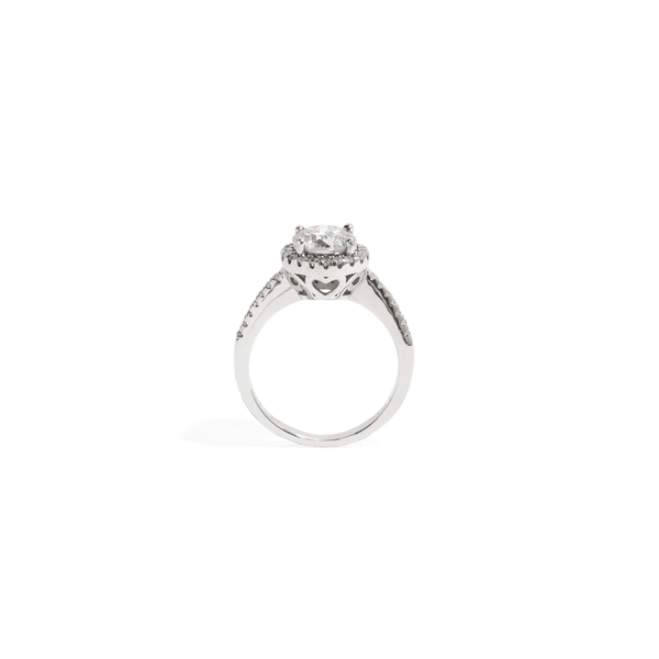 HALO BRIDAL VERONA RING