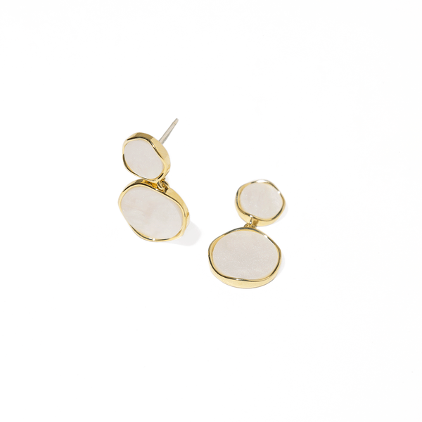 BLANC ESSENTIAL EARRINGS