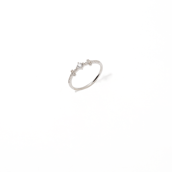 LEGACY SILVER RING