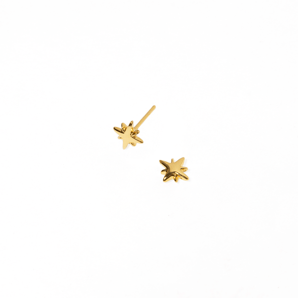 GOLDEN STAR EAR CANDY