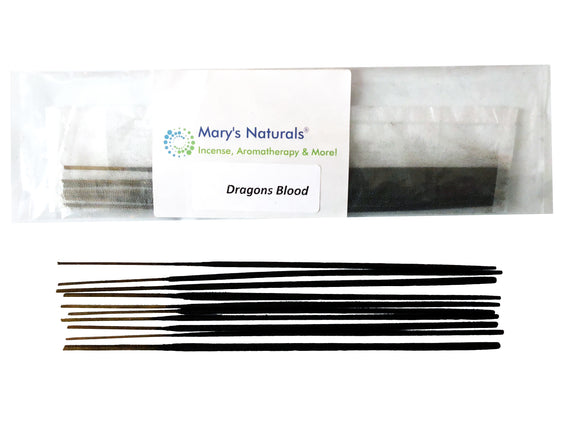 MARY'S NATURALS® Extra Long Incense Sticks - Dragons Blood - Mary's Naturals®